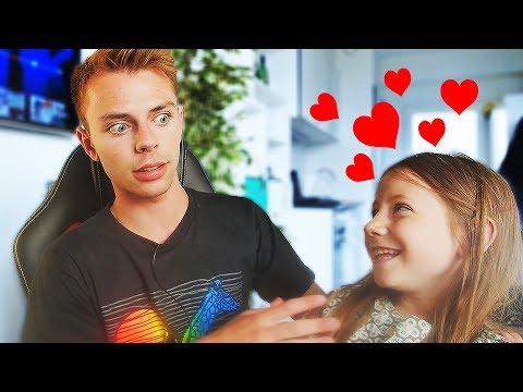 DATING RÅD FRA EN 7 ÅRIG?!