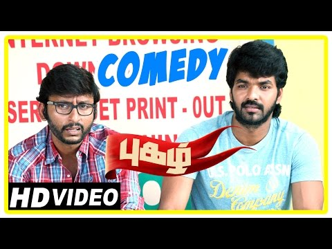Pugazh Tamil Movie | Comedy Scenes | Jai |...
