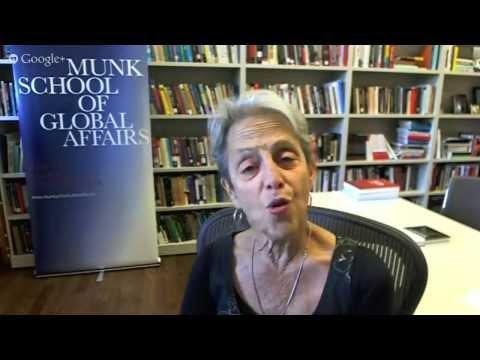 Agenda Plus: Janice Stein on Egypt in Crisis