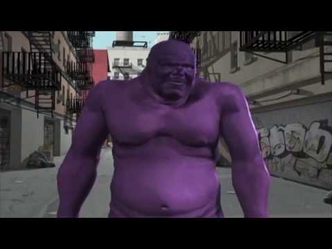 The Amazing Bulk (2012) but only when the Bulk is on screen