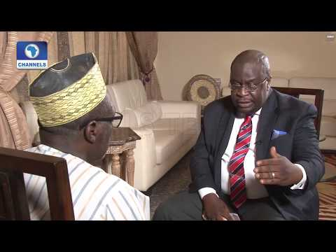 Makarfi Says PDP In Comfort Zone And APC's Fall Will Be Just Like That Of PDP Pt.3 |Roadmap 2019|
