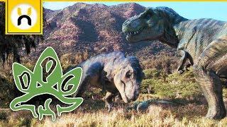 The Fate of Site B's Dinosaurs Revealed   Jurassic World Fallen Kingdom