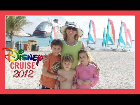 DISNEY DREAM CRUISE 2012 | FAMILY VACATION VIDEOS | Flippin' Katie