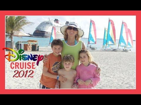 DISNEY DREAM CRUISE 2012 | FAMILY VACATION VIDEOS | Flippin' Katie