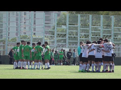 ◆ (Highlight) YMCA vs St. Joseph's ◆ All Hong Kong Schools Jing Ying Football2017-2018