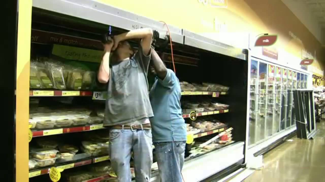 Scotty\u0027s Refrigeration - Anthony Doors Retrofit & Scotty\u0027s Refrigeration - Anthony Doors Retrofit - YouTube