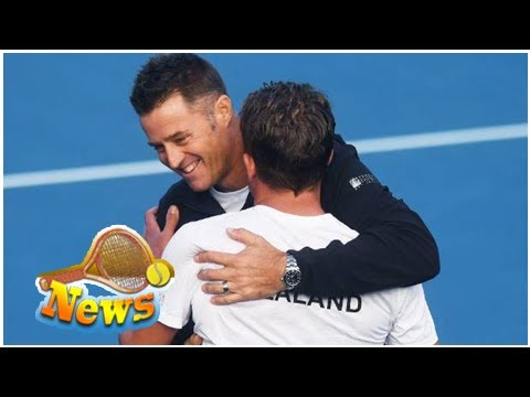New fed cup captain neil carter back from uk and ready to lift team culture