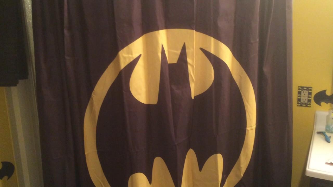 batman bathroom - Batman Bathroom