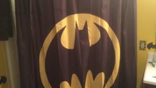 Batman bathroom