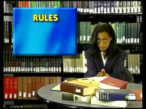 The Sources of American Law