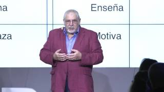 Cómo educar sin premios ni castigos | Jorge Bucay & Demián Bucay | TEDxBarcelonaSalon