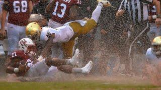 Craziest College Football Weather Games