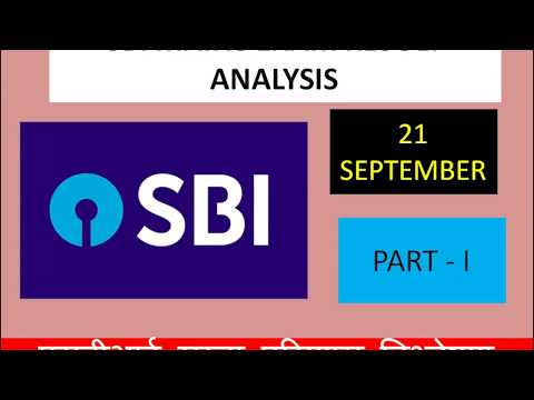 FIRST PART|| ANALYSIS OF SBI CLERK RESULT MAINS||