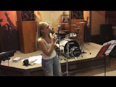 Anastasia Savchenko-Take me to church