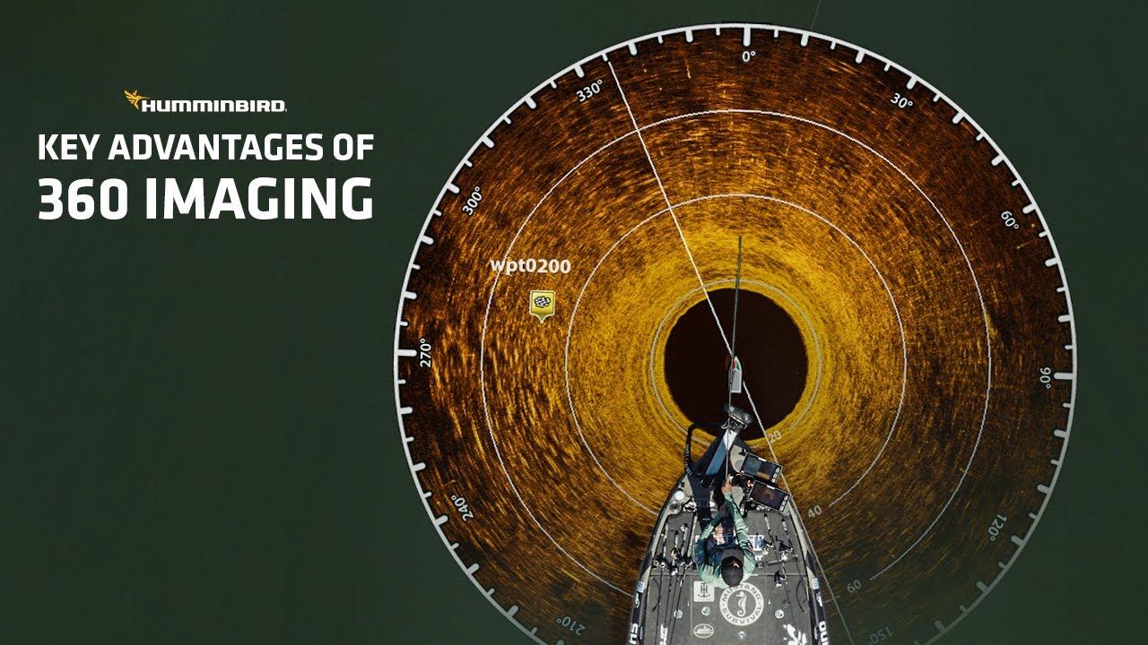Key Advantages of Humminbird 360 Imaging Sonar | Humminbird