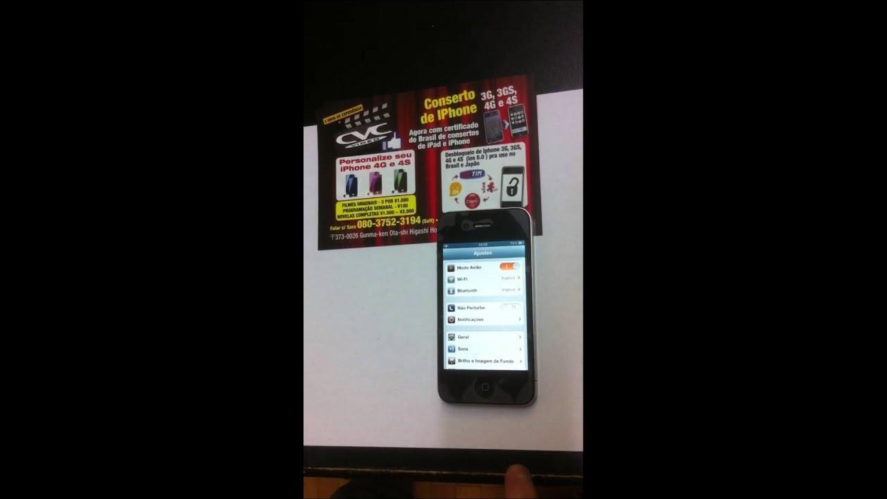 Iphone 4s desbloquear operadora