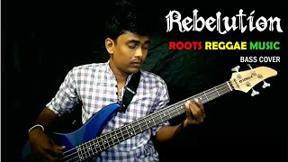 """Rebelution - """"Roots Reggae Music"""" - Bass cover by Chami"""