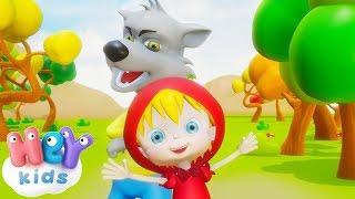 Caperucita Roja y el lobo feroz - Cuentos Infantiles en español | HeyKids
