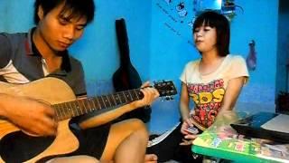 Giọt sương và chiếc lá - acoustic cover.mp4