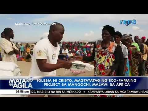 Iglesia Ni Cristo, magtatatag ng Eco-Farming Project sa Mangochi, Malawi sa Africa