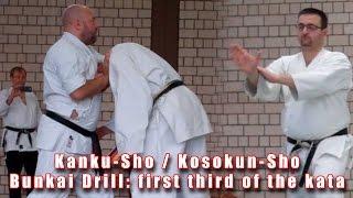 Practical Kata Bunkai: Kanku-Sho / Kosokun-Sho