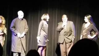 Beginning of One Normal Night - Addams Family - North Canton Playhouse 2015