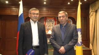 Председатель правительства Дагестана принес извинения народу Калмыкии за акт вандализма(, 2016-04-02T19:39:06.000Z)