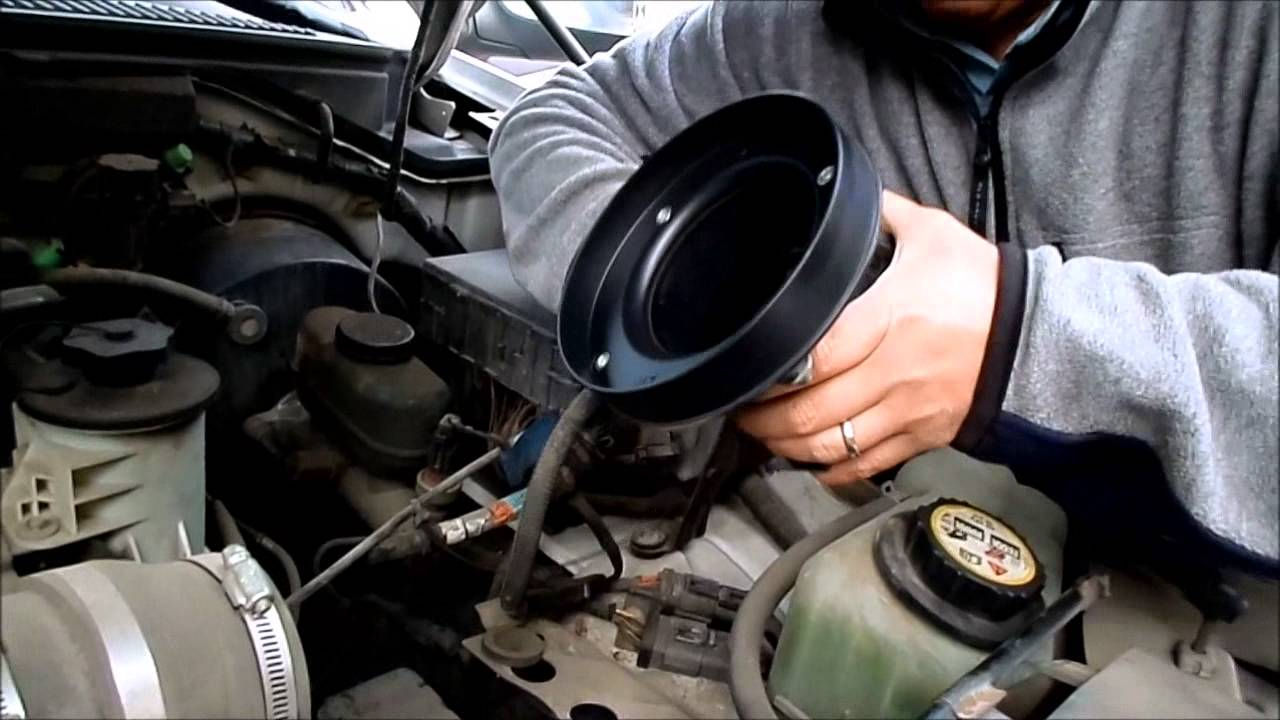 Ford F150 Service Engine Light Solution Youtube