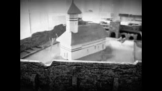 Aferim! - (2015)   Cadre de film de la Manastirea fortificata de la Bradu  (Jud. Buzau)