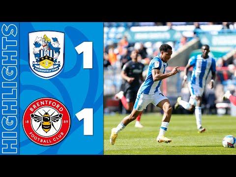 Huddersfield Brentford Goals And Highlights