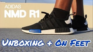 Adidas NMD R1 Unboxing + On Feet!
