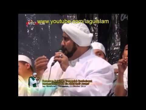 Lirik Teks Sholawat AL~MADDAD YA ROSULLALOH Live By  Habib Syech Bin Abdul Qodir Assegaf