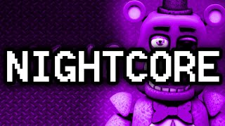 Nightcore     FNAF SONG  quot We Know What Scares You quot   feat  Halocene   LYRiC   Resimi