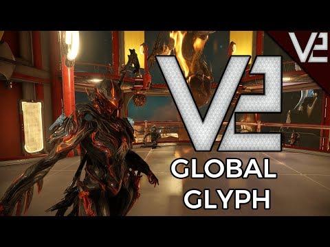 Warframe - V2 Glyph Global Code thumbnail