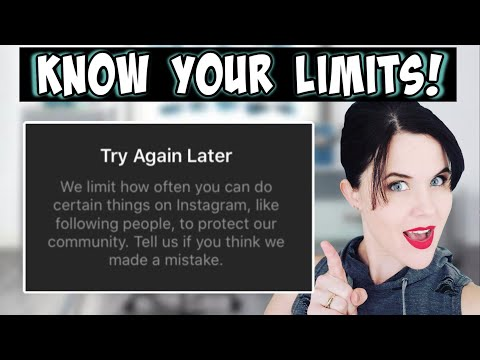 Instagram Follow Limit 2019 | Instagram Limits for Like, Comment, Unfollow, etc
