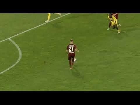 CFR Cluj Gaz Metan Medias Goals And Highlights
