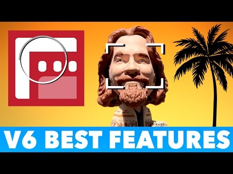 Top 5 Best New Features FiLMiC Pro V6  | Focus Peaking, Live Analytics + More!
