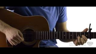 Download Friends In Low Places - Guitar Lesson and Tutorial - Garth Brooks MP3 song and Music Video