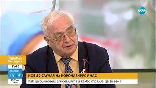 Вирусолог: Топлото време няма да спре коронавируса - Здравей, България!