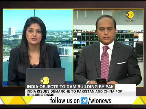 India objects to dam building by Pakistan
