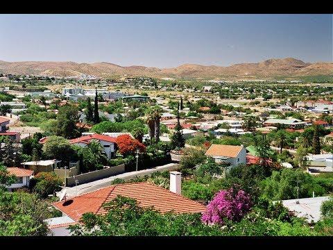 Windhoek -  Capital da Namíbia