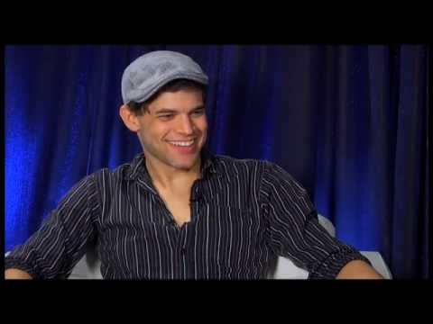 "Show People with Paul Wontorek Interview: ""Newsies"" and ""Bonnie and Clyde"" Star Jeremy Jordan"
