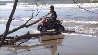 BRUNEI ATV (TUTONG) adventure air pasang