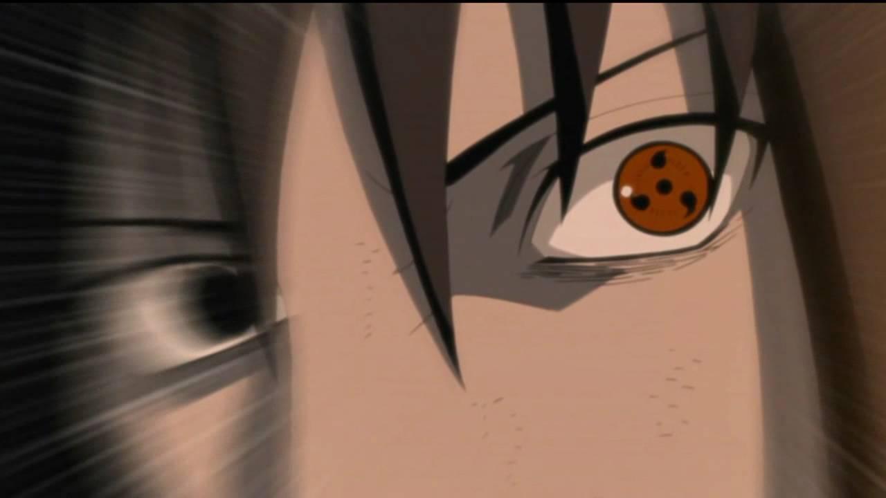 uchiha sasuke mangekyou sharingan