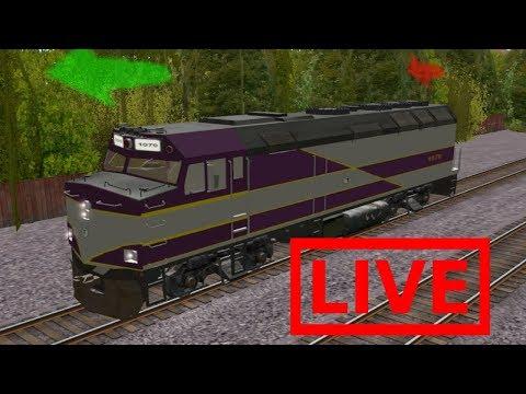 MBTA #213 NORTH STATION TO HAVERHILL! PLUS VIA HAVERHILL!!: Trainz Simulator 12  Live Stream