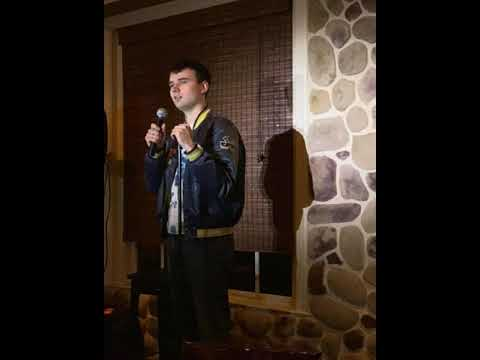 Brendan Smith Stand Up At The Great American Pub