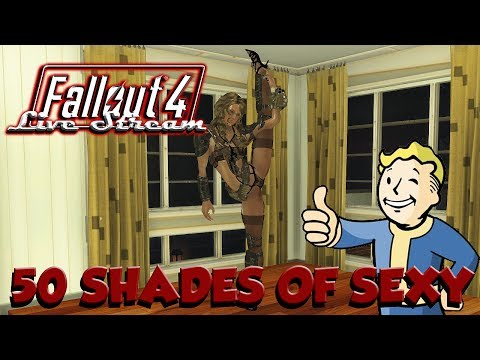 50 Shades of Sexy: Fallout 4  EP 3 (v 2.0)