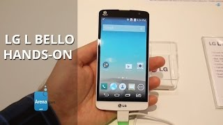 LG L Bello Hands-on