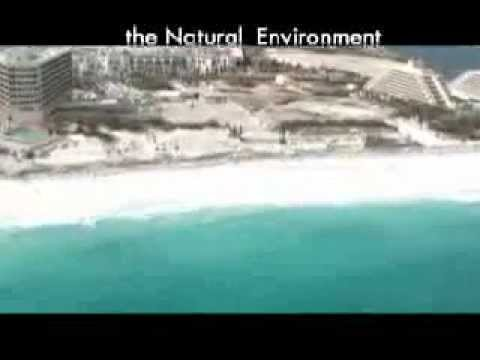 Cancun Beaches After Wilma Hurricane