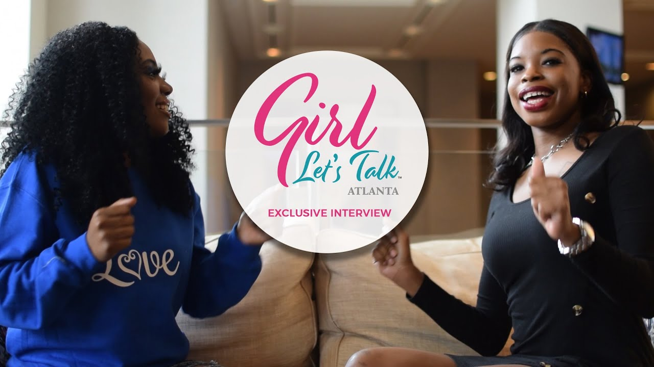 Girl Let's Talk Atlanta Exclusive interview with Sucoyia Love